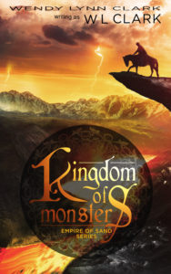 Book Cover: Kingdom of Monsters