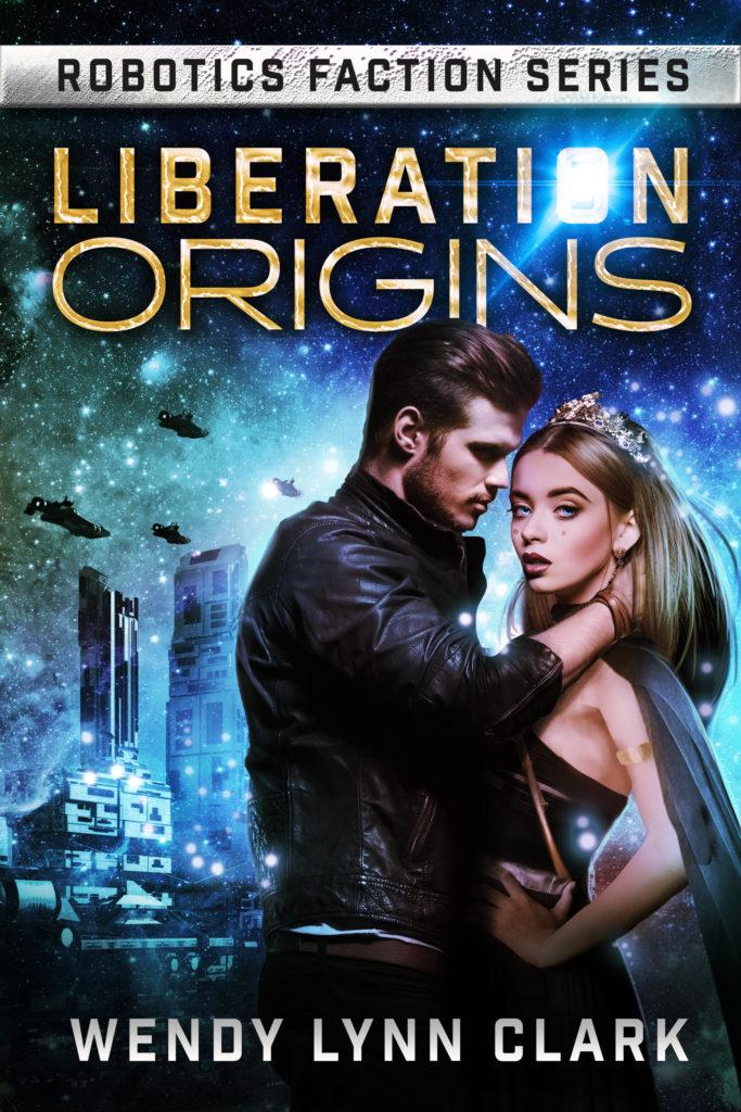 Book Cover: Liberation Origins